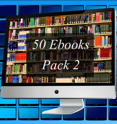 A Pack of 50 Ebooks 2 1