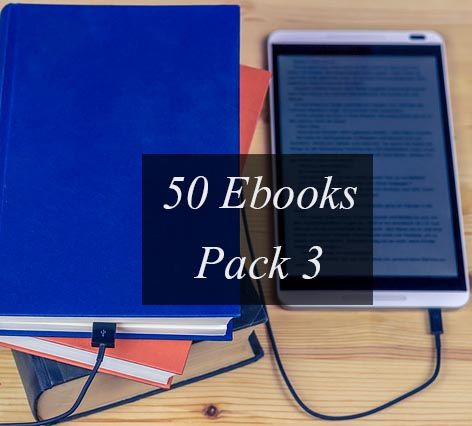 A Pack of 50 Ebooks 3 4