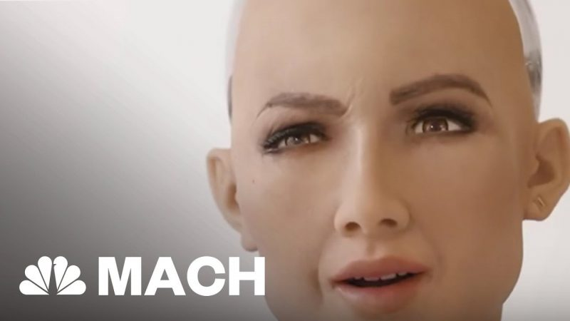 5 Science And Tech Predictions For 2018   Mach   NBC News 2