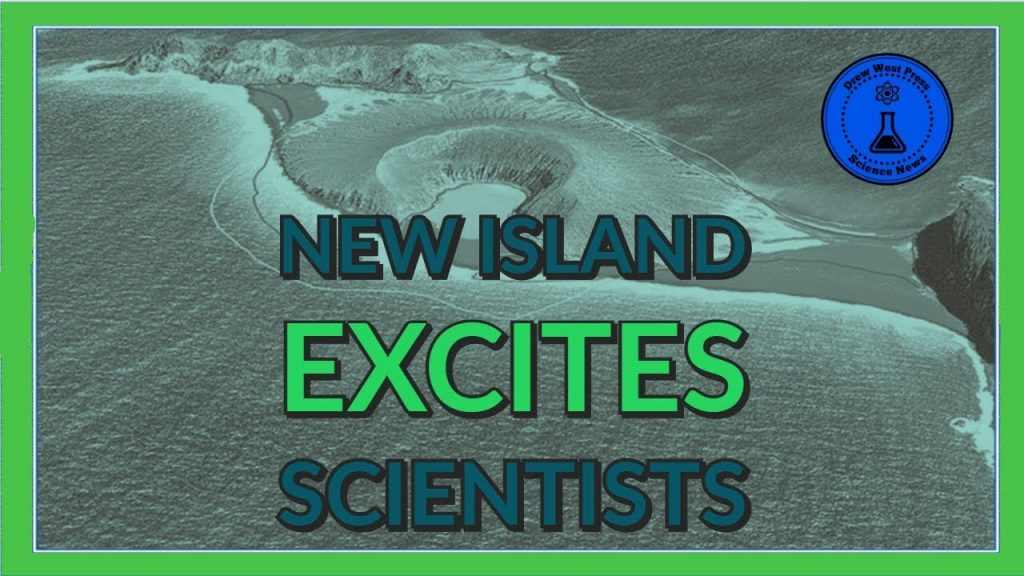 New Island In Pacific Intrigues Scientists | Science News 1