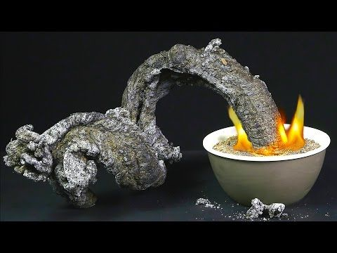 How to Make a Fire Snake from Sugar & Baking Soda « Food Hacks Daily - Chemical... 1