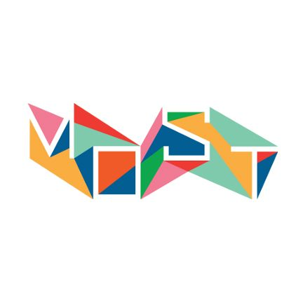 Sweet logo for MOST. National Museum of Science and Technology Milan. 1
