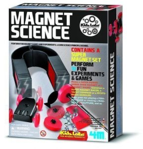 Magnet Science Kit For Kids Educational Toys Project Experiment Girls Boy Age 8+ 6