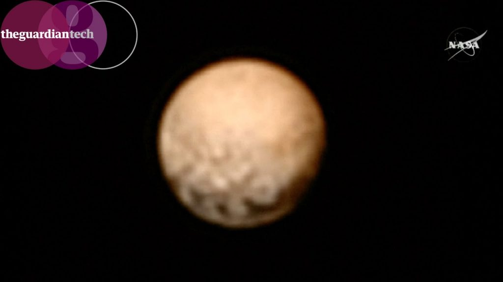 Pluto pictures from Nasa's New Horizons spacecraft making scientists 'drool'   Science news 1