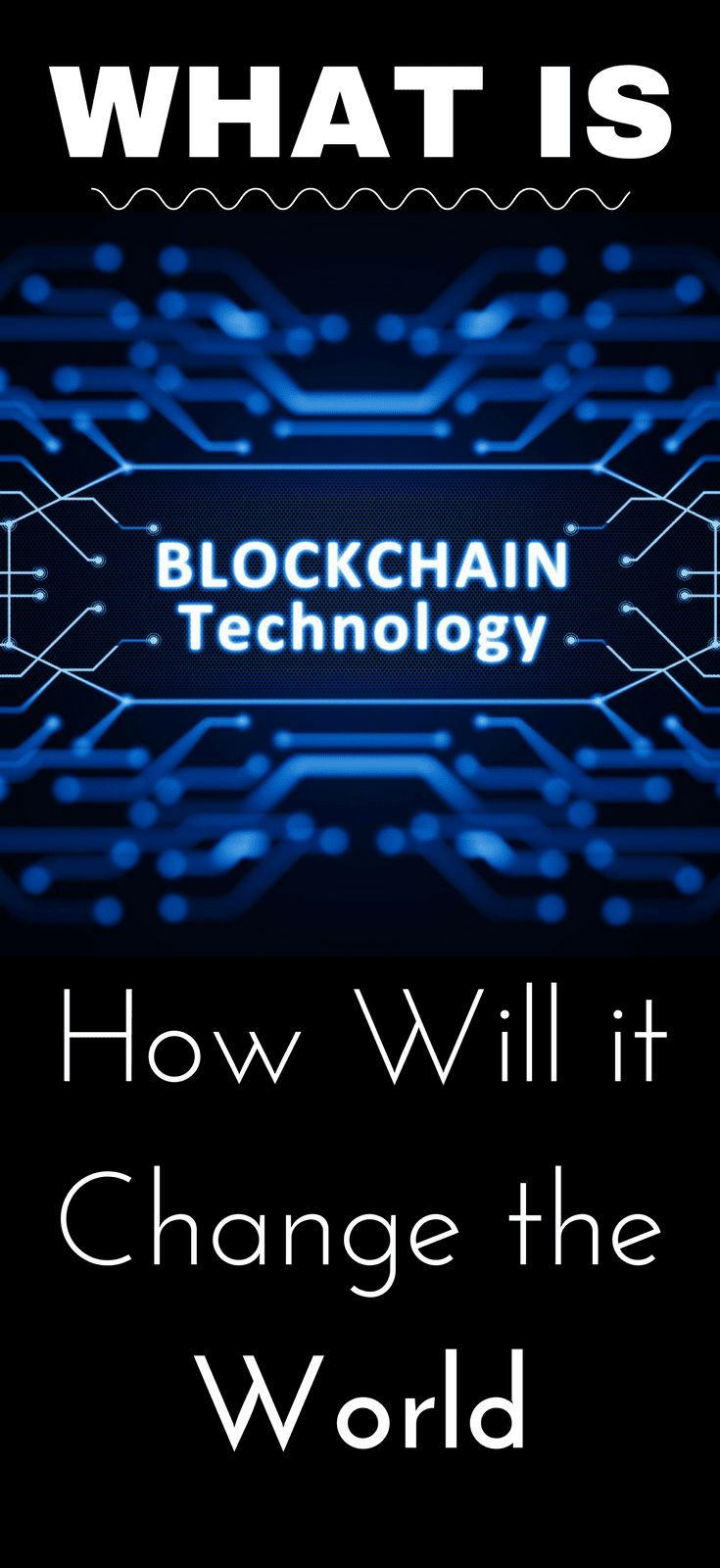 What Is Blockchain Technology And How Will It Change The World? 2