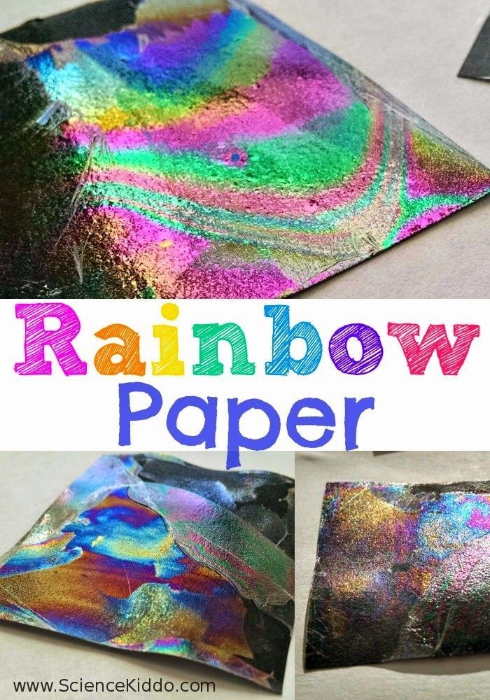 Here's an idea for how to add a rainbow pattern to the surface of your cospl... 1