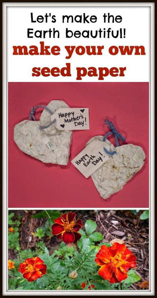 cool   Share it! Science News : Make the Earth Beautiful with Homemade Seed Pape... 1