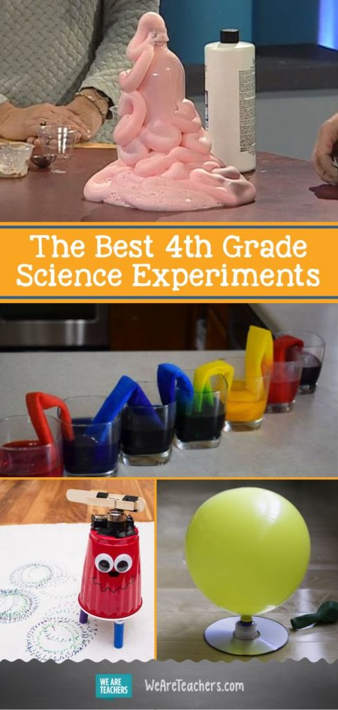 The Best 4th Grade Science Experiments. Are you trying to find new ways to get y... 1