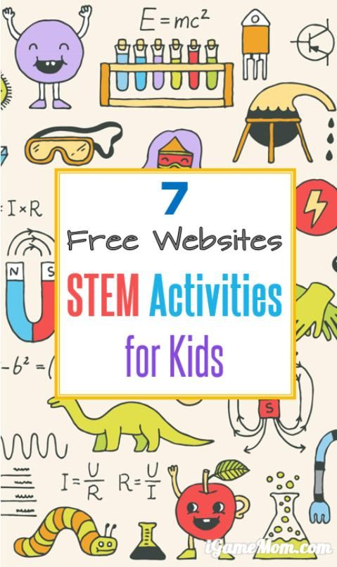 These free online STEM resources have fun activity ideas for students with fully... 1