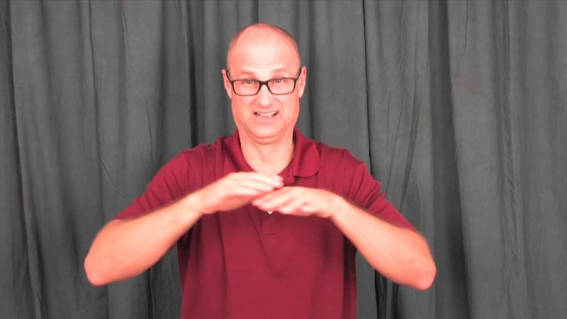 Science News in ASL: In Honor of An Important Deaf Role Model: Dr. Harry Lang 2