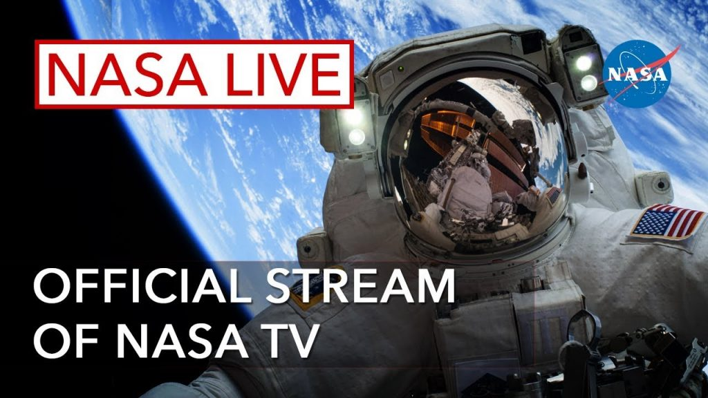 NASA Live: Official Stream of NASA TV 1