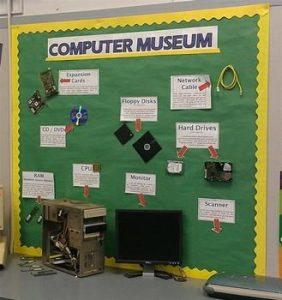 Computer Museum Bulletin Board 10