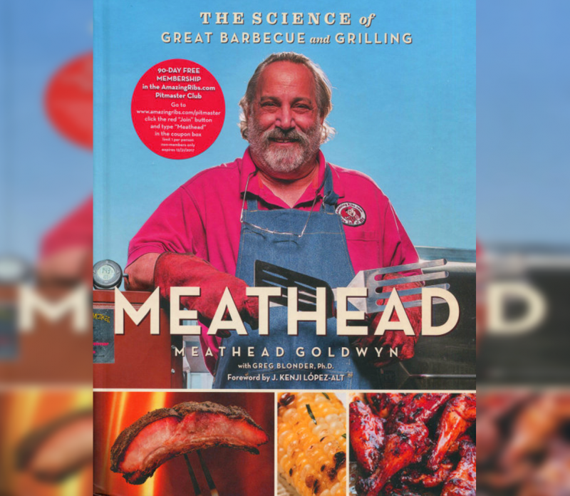Meathead-NEW: The Science of Great Barbecue and Grilling 2