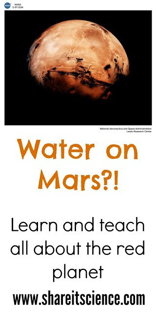 Share it! Science News : Water on Mars?! Everything you need to know for learnin... 1