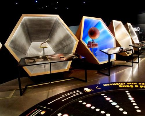 GSM Project creates immersive exhibitions for Canada Science and Technology Muse... 1