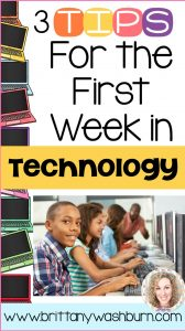 The first week in the technology lab is so important. Get started on the right t... 22
