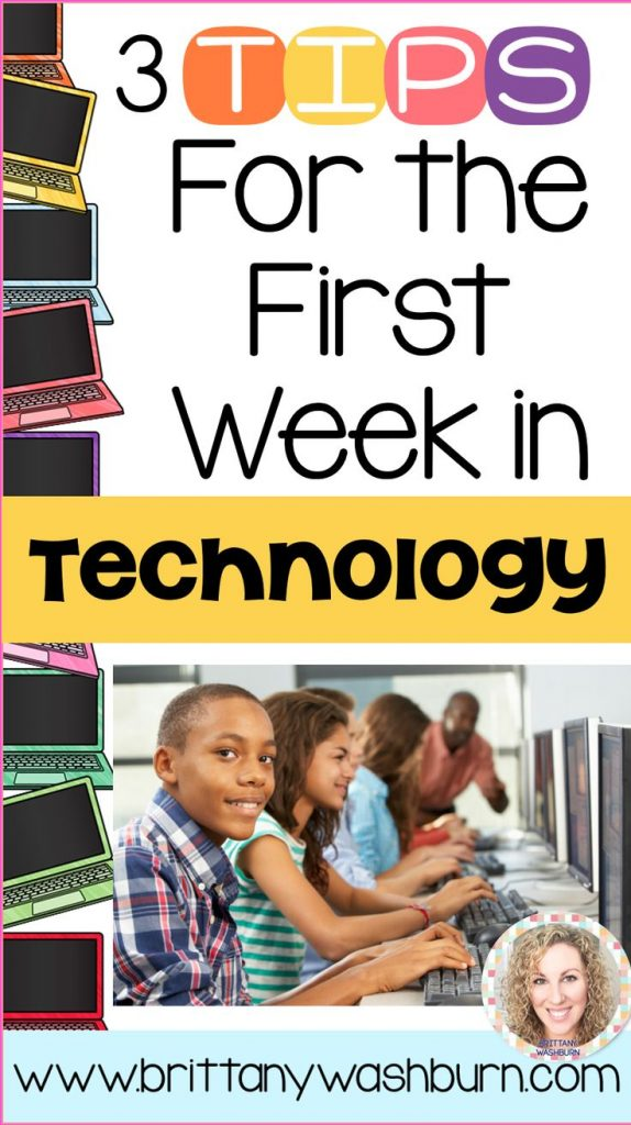 The first week in the technology lab is so important. Get started on the right t... 1