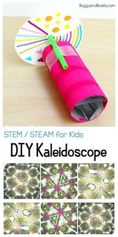 STEM and STEAM for Kids: Children will love exploring the science of light and r... 1