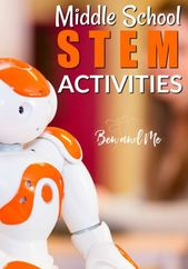 STEM stands for Science, Technology, Engineering, and Math and it's really us... 1