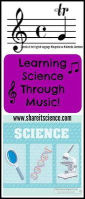 Share it! Science News : Learning Science Through Music! Science Music for Kids 1