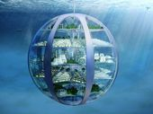 2116: Underwater cities, downloadable meals and 3D-printed houses just a century... 1