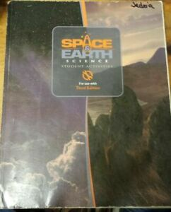 Space & Earth Science Student Activities , 1
