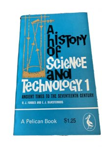 A History Of Science And Technology. 1 5