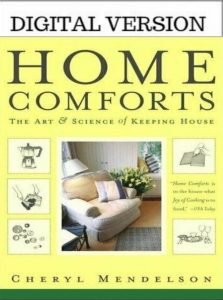 Home Comforts The Art and Science of Keeping House 3