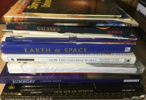 Teacher Resource Science books - Universe and Space 7