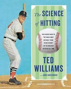 Science of Hitting by Ted Williams; John Underwood 9
