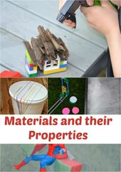 Materials and their properties - Key Stage 1 Science 1