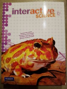 Pearson Interactive Science Grade 5 Workbook New 5