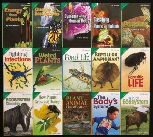 4th Grade LIFE SCIENCE Curriculum Readers (15 books) Teacher/Homeschool/Tutor 3