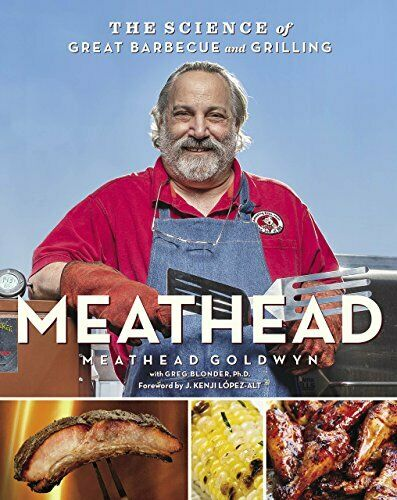 Meathead: The Science of Great Barbecue and Grilling (Digital 2016) 1