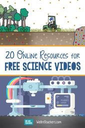 Free Science Videos for the Classroom - 20 Online Resources 1