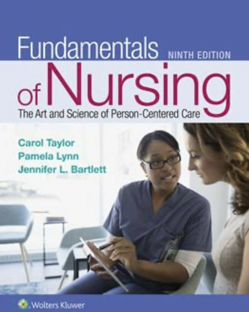 Fundamentals of Nursing The Art & Science of Person-Centered Care 9th 1