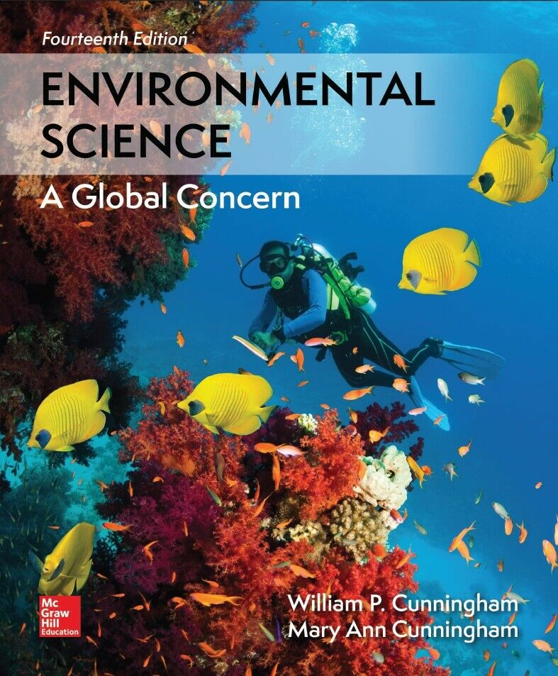 Environmental Science A Global Concern 14th Edition 1