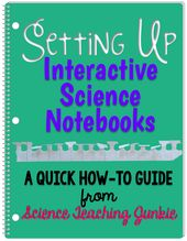 Setting Up Interactive Science Notebooks 3