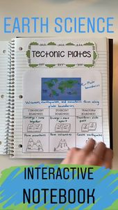 Earth Science Interactive Notebook 1