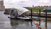TSolar Powered 'Water-Wheel' Can Clean 1 Million Pounds of Trash From The Ocean Every Day  (Video) | Science and Technology | Before It's News 5