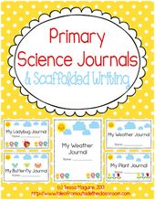 Science Journals and BOGO! | Tales from Outside the Classroom 1