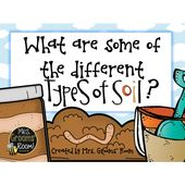 Science Freebie: What are the Different Types of Soil? 1