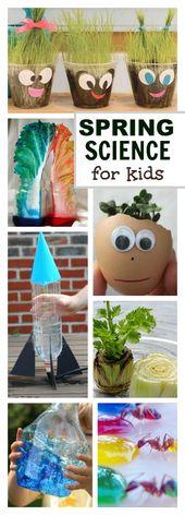 Spring Science for Kids 1