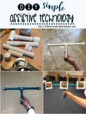 DIY Simple Assistive Technology for Special Education 1