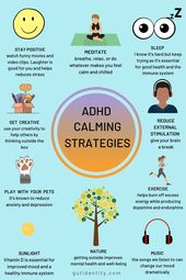 ADHD Calming Strategies 15