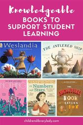 Best Knowledgeable Books to Support Student Learning 7