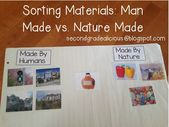 Materials, Objects and Structures 1