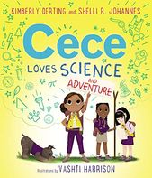 Cece Loves Science and Adventure 1