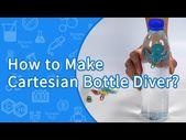 How to Make Cartesian Bottle Diver? 1