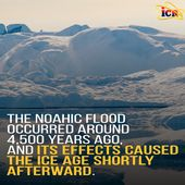 ICR Paleoclimate Research Continues 1
